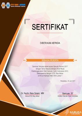 Desain Seminar Kewirausahaan