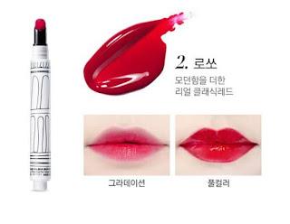 10 Merk Lip Tint Merah yang Bagus untuk Membuat Bibir Merona