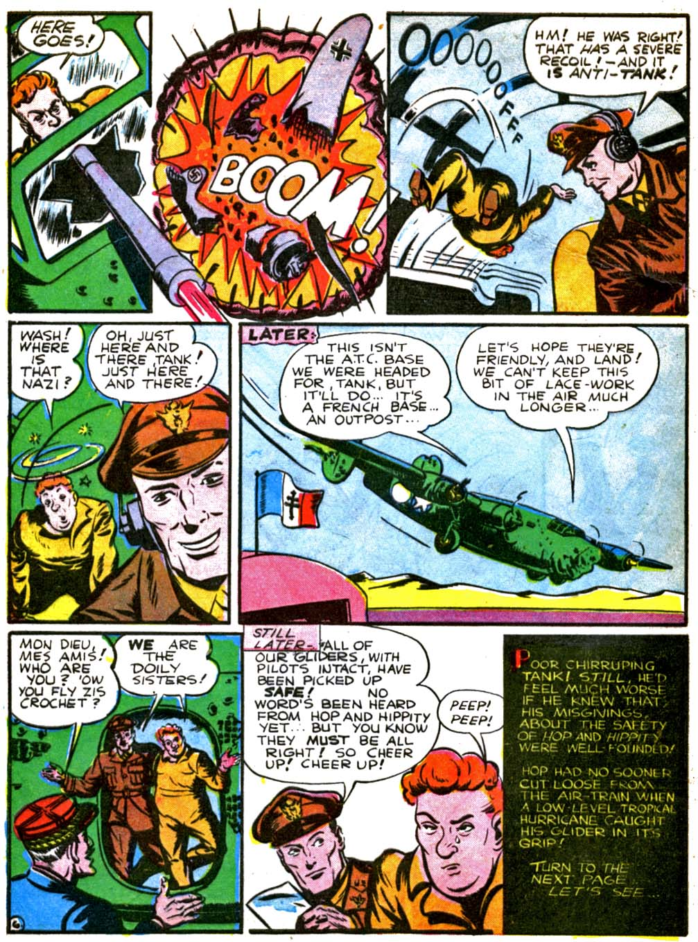 Read online All-American Comics (1939) comic -  Issue #52 - 53