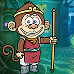 Games4king Vizier Monkey Rescue Walkthrough