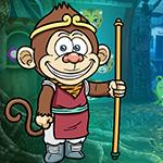 Games4king Vizier Monkey Rescue