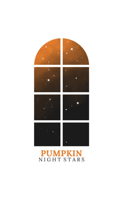 PUMPKIN Night Stars