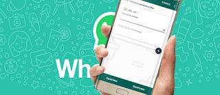Cara Mudah Chat di Whatsapp Tanpa Save Nomor