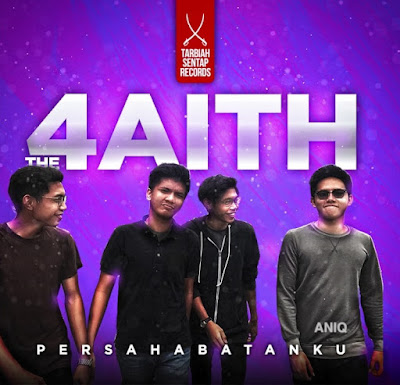 Lirik The Faith - Persahabatanku (Locked Away Cover)