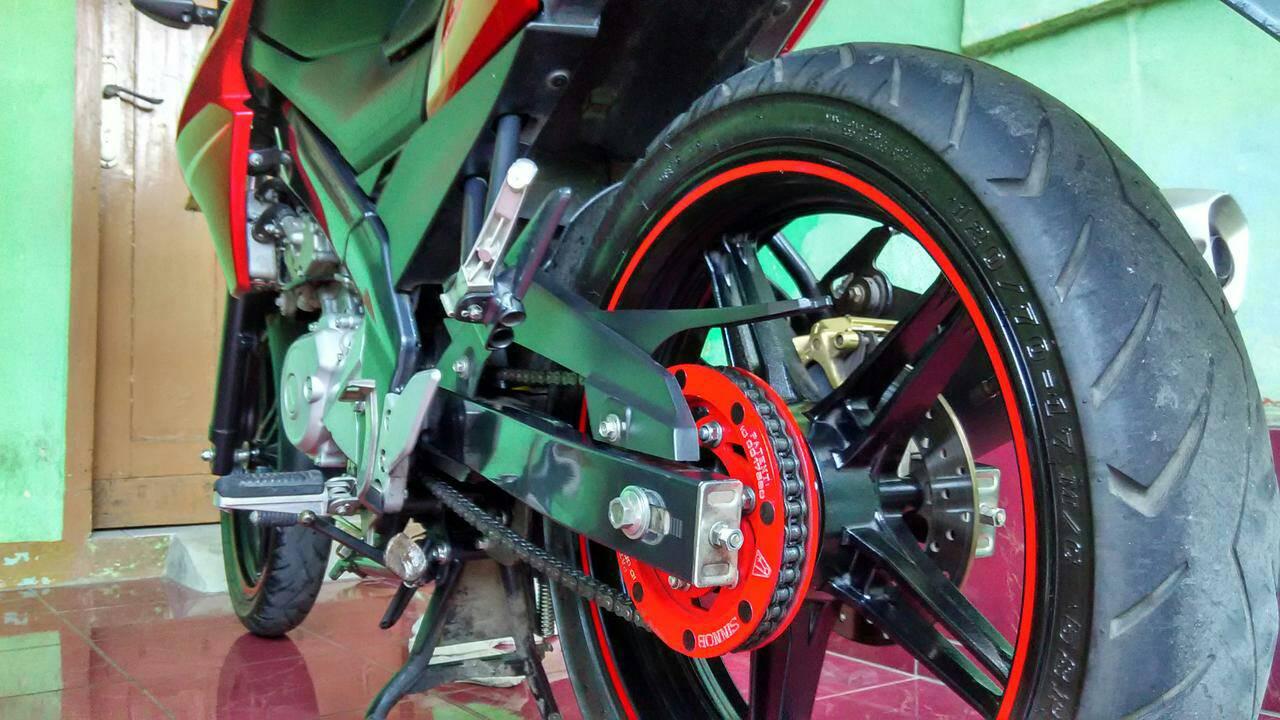 Review Gear Sinnob Vixion Setelah 2 Tahun Aturmotor Sss Motor New Rantai Warna Sinnov