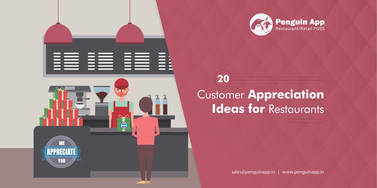 20 Customer Appreciation Ideas for Restaurants in 2019
