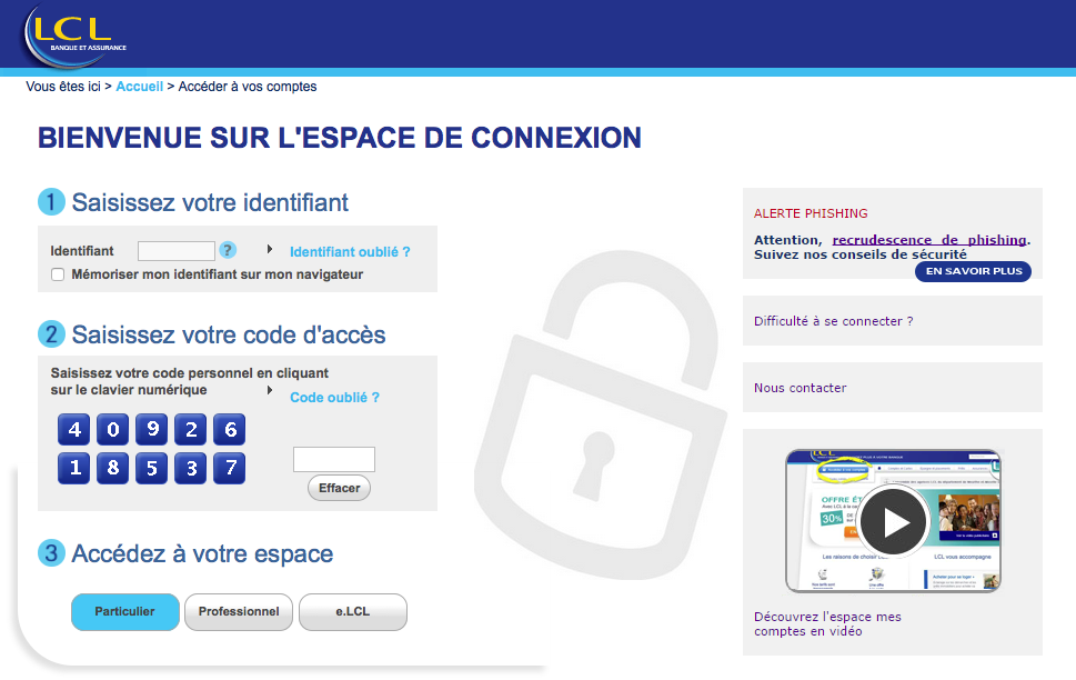 Lcl Phishing Label Scam