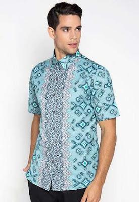 Gambar Model Baju Batik Remaja Pria Gaul