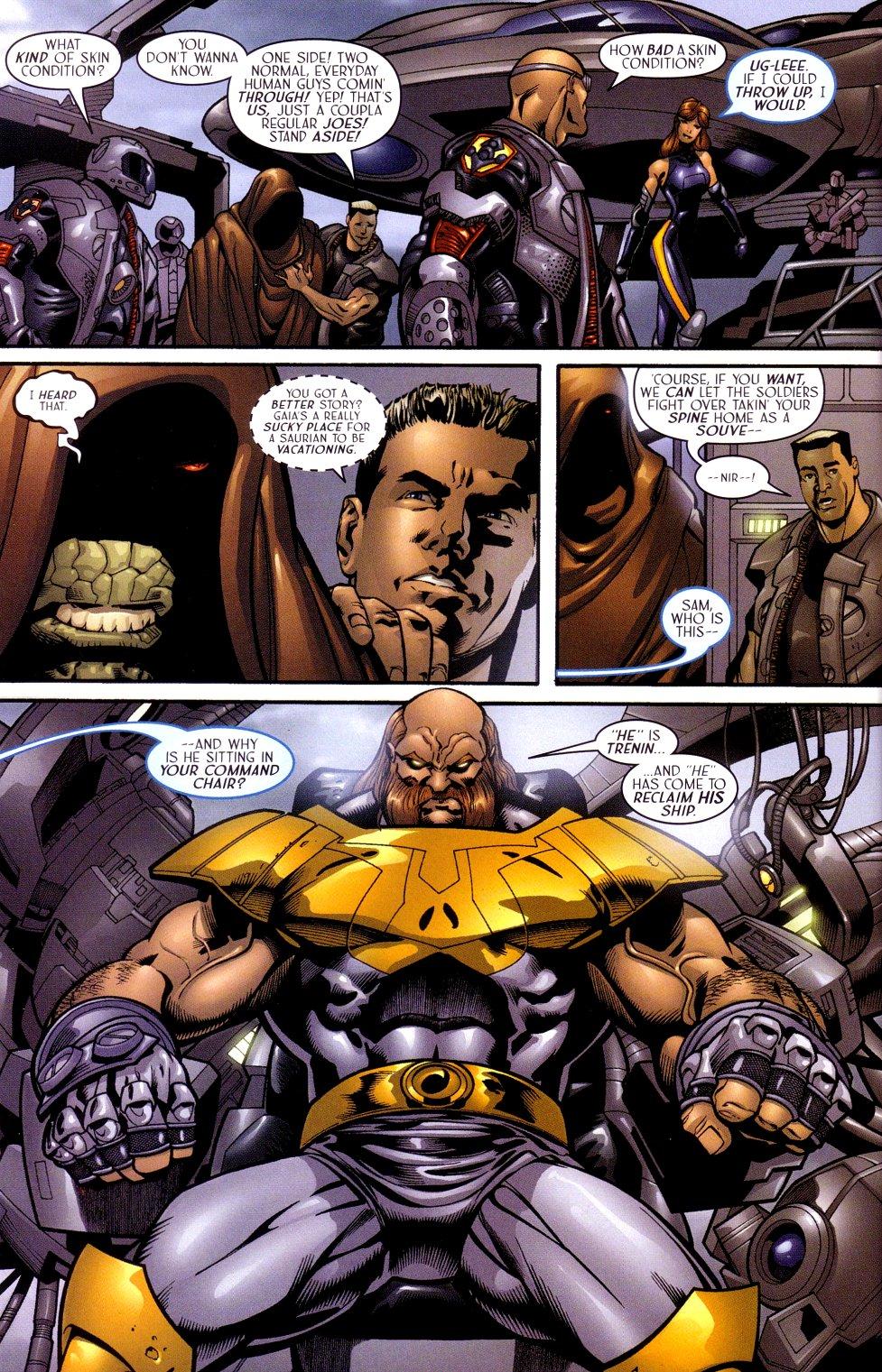 Read online Sigil (2000) comic -  Issue #14 - 21