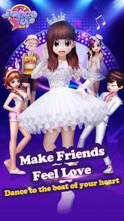 Dance Up Indonesia Mod APK Update Versi Terbaru