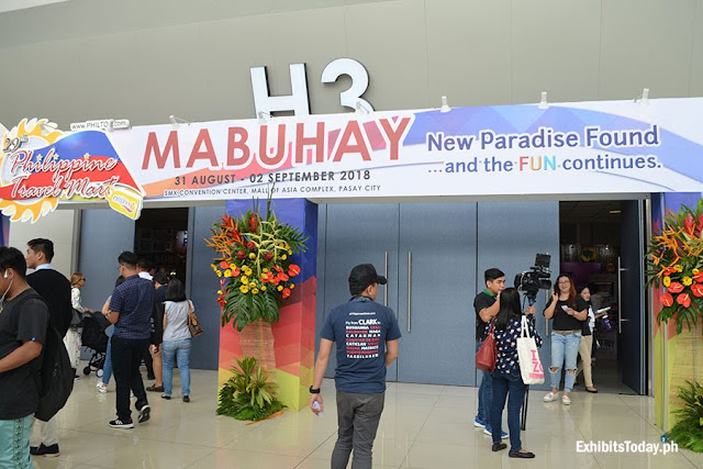 The Philippine Travel Mart 2018