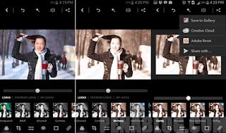Aplikasi Adobe Photoshop Express