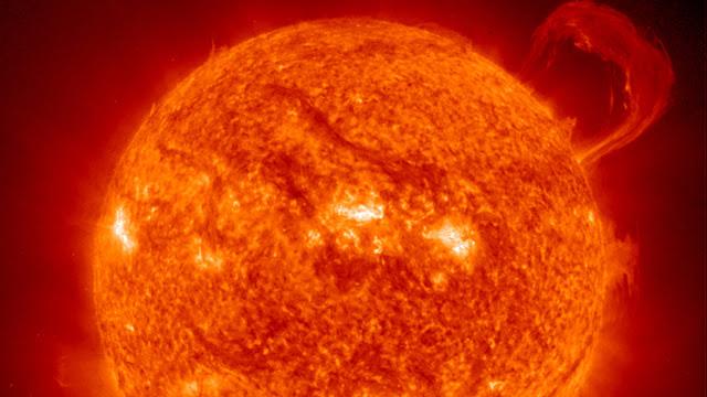 Matahari Bumi