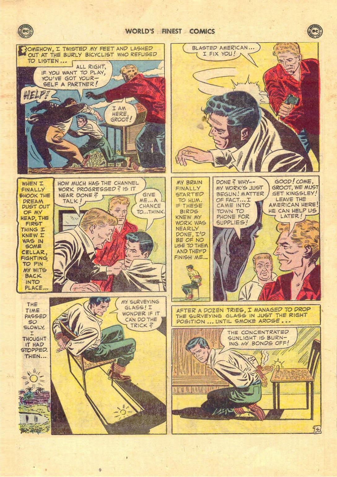 Read online World's Finest Comics comic -  Issue #52 - 30