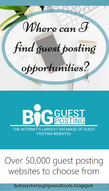 Where Can I find guest posting opportunities?