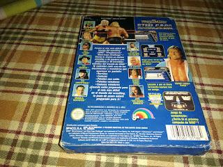caja nes wrestlemania