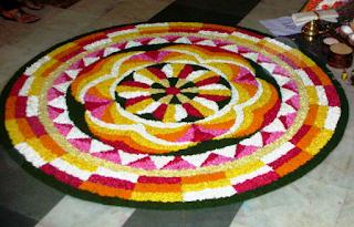 Pookalam Image-Pookalam Design 8 [ Onam Pookalam Images And Design For Onam Athapookalam Images ]