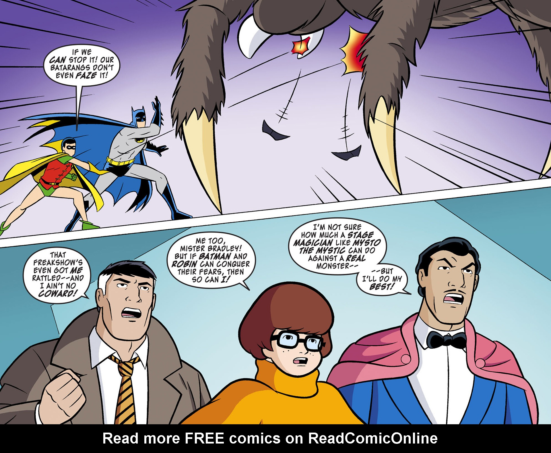 Read online Scooby-Doo! Team-Up comic -  Issue #3 - 11
