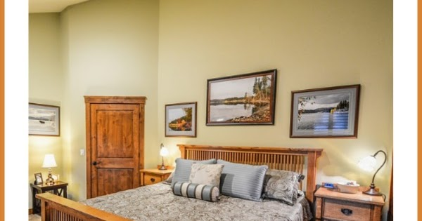 Food, Decor, Kids: Texas Country Style Bedroom