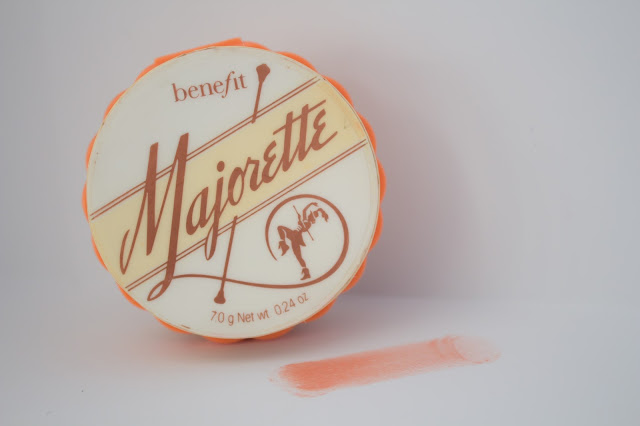 Blush Majorette Benefit maquillage teint