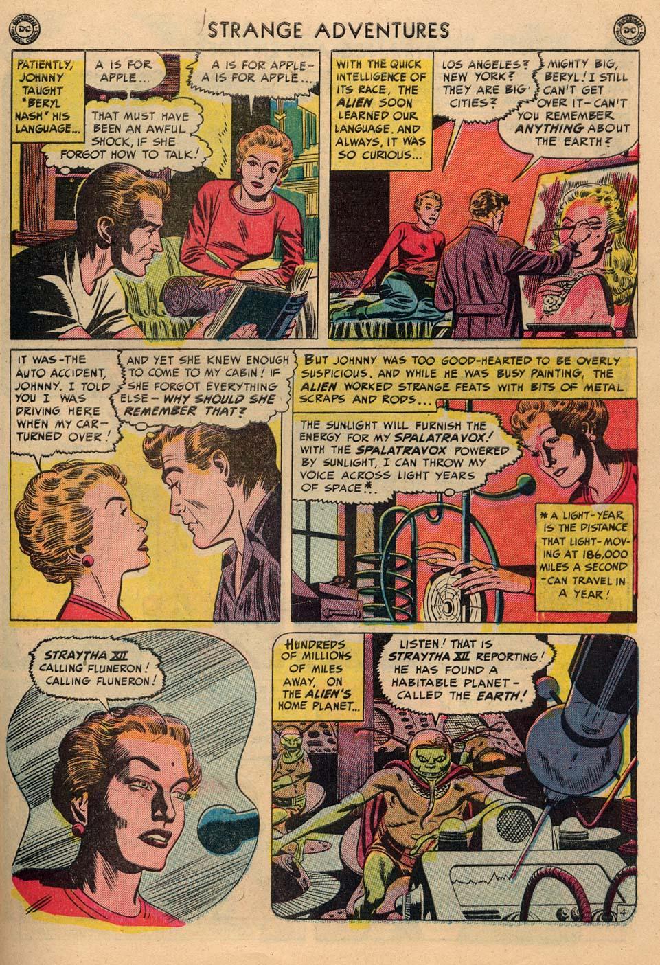 Strange Adventures (1950) issue 3 - Page 41