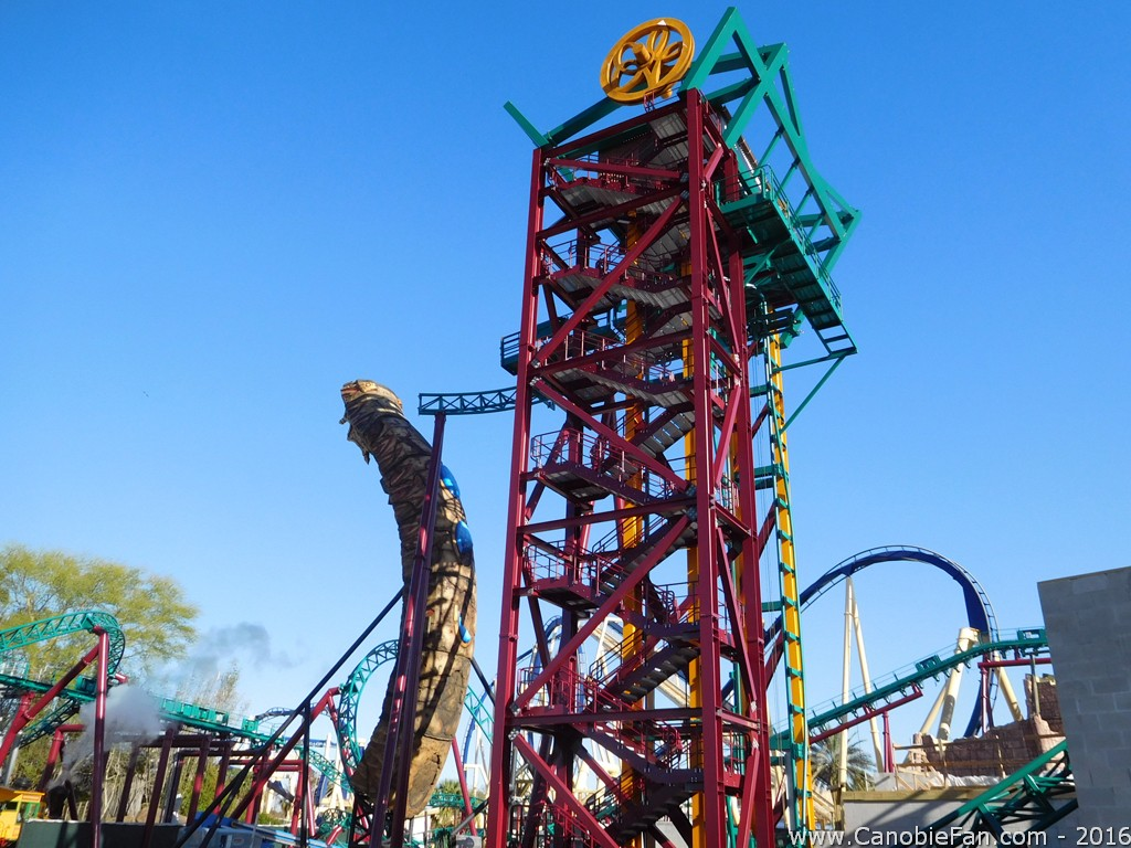 Amusement Park    Stuff: That Cobra     it's Cursed