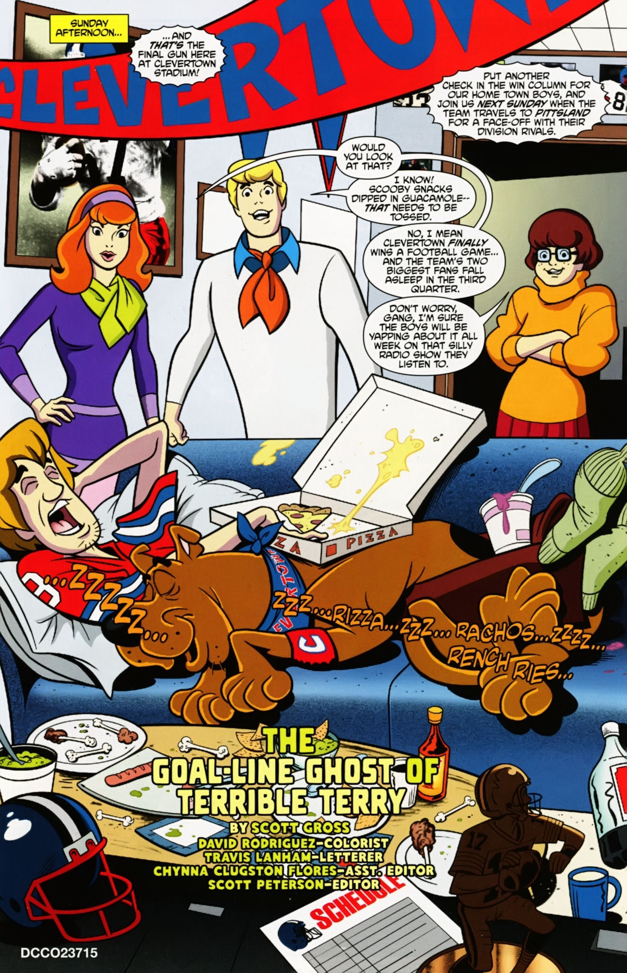 Read online Scooby-Doo: Where Are You? comic -  Issue #7 - 3