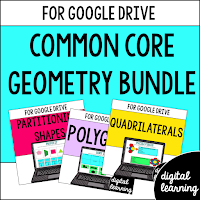 Common core third grade geometry lessons