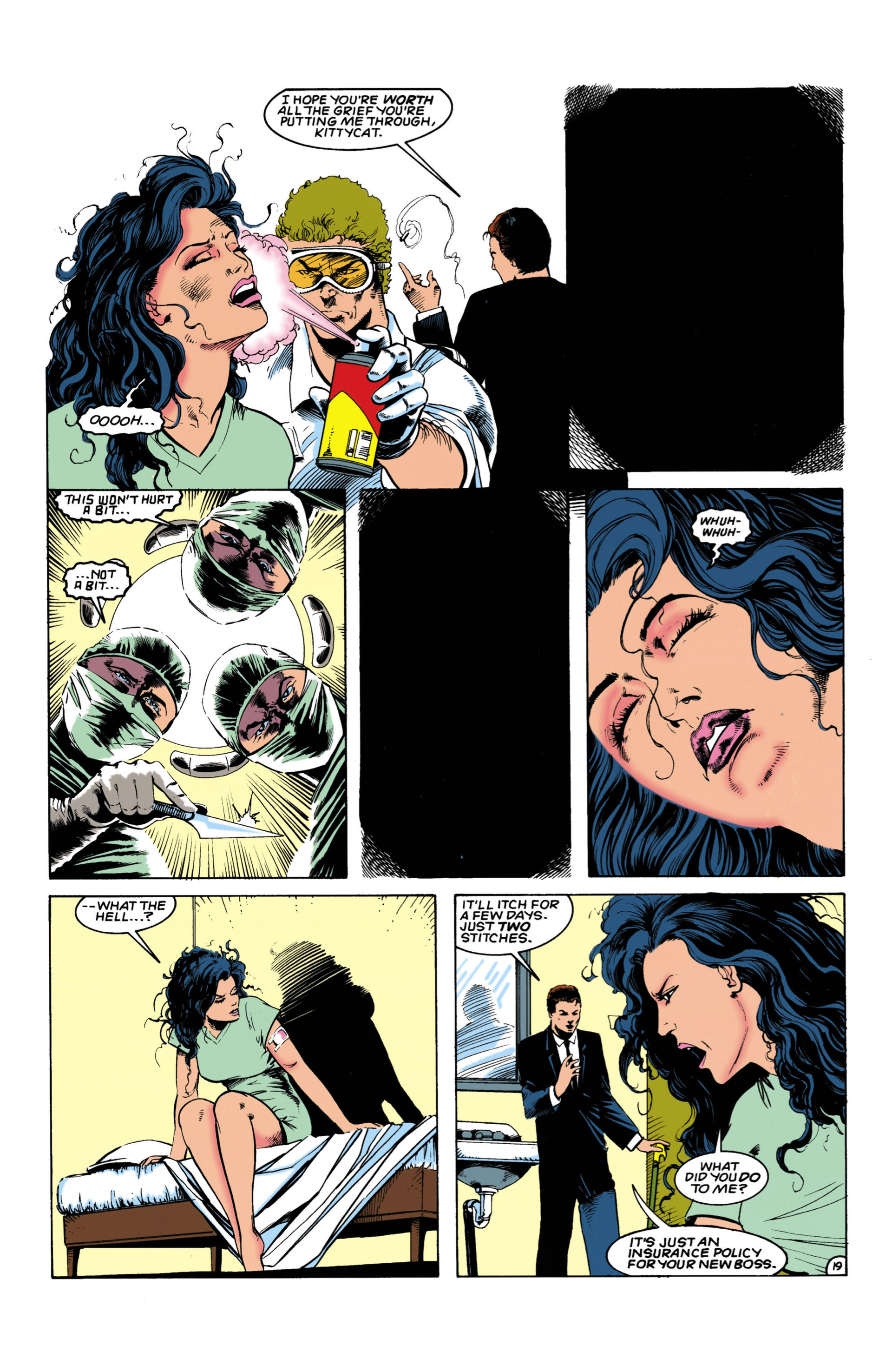 Catwoman (1993) Issue #15 #20 - English 20