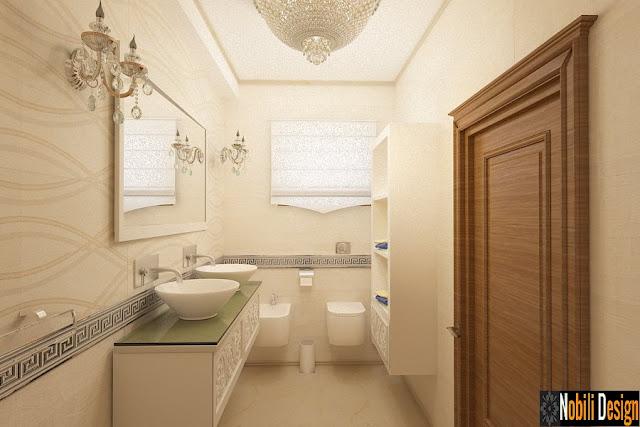 Amenajari Interioare case vile Constanta - Design interior case clasice mobila Italia