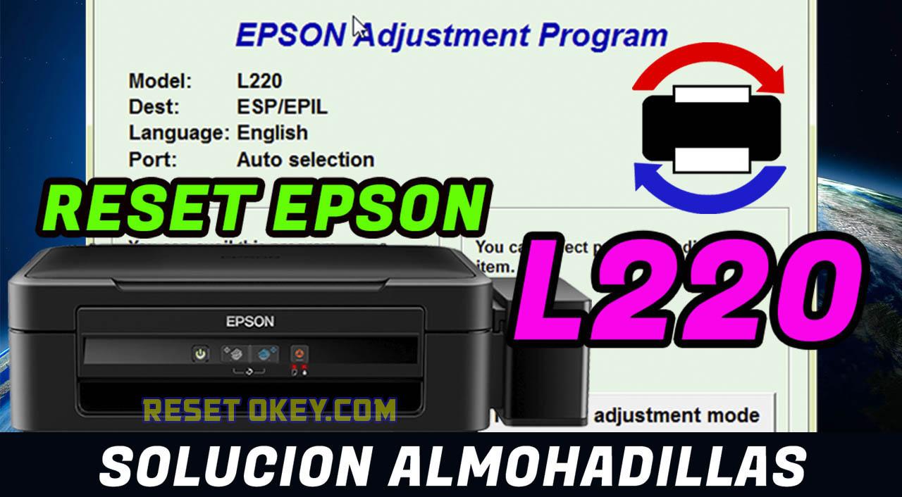 191 Tienes Error De Almohadillas En Tu Impresora Epson L220