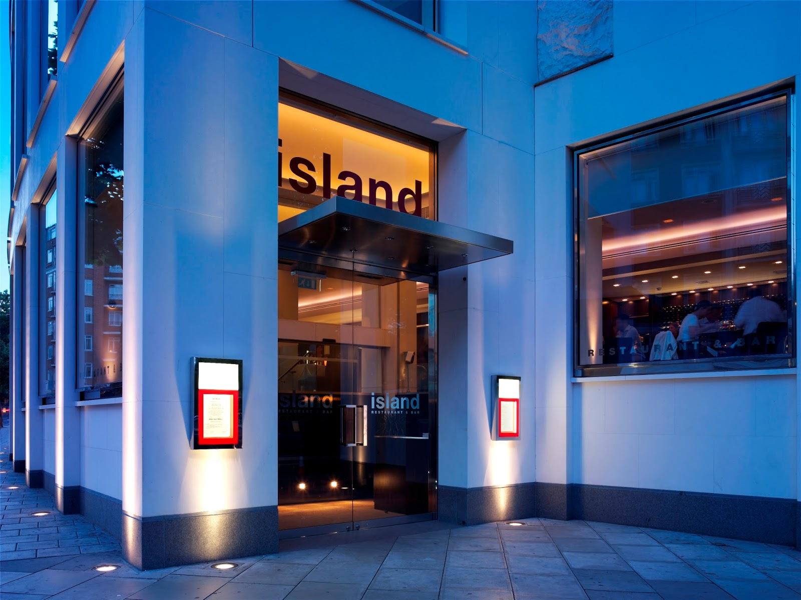 Island Grill Restaurant London