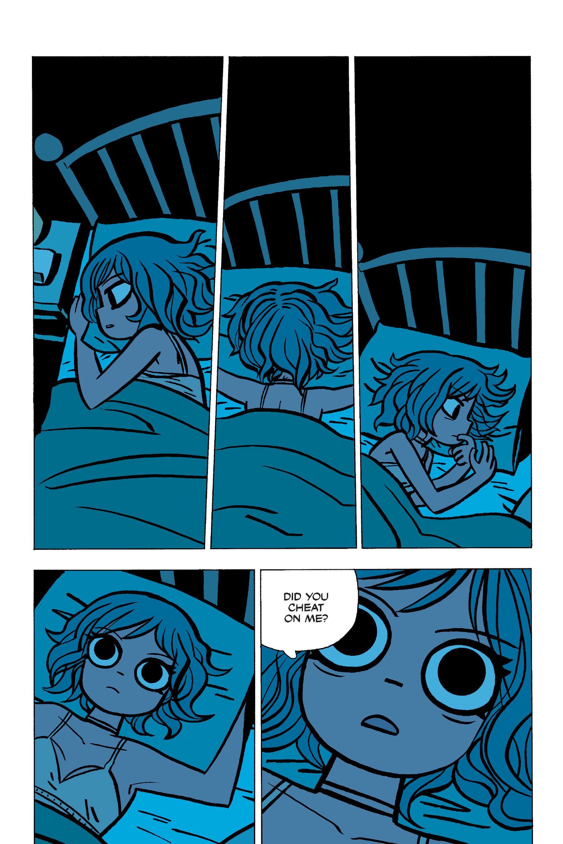 Read online Scott Pilgrim comic -  Issue #5 - 103