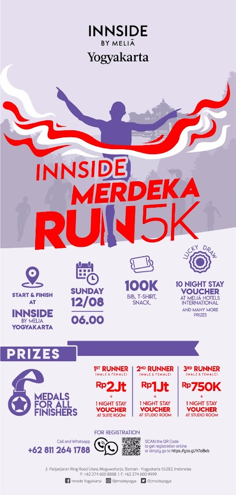 INNSIDE Merdeka Run • 2018