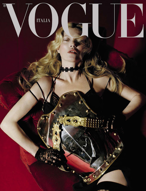 Fashion Model, @ Kate Moss - Vogue Italia, December 2015