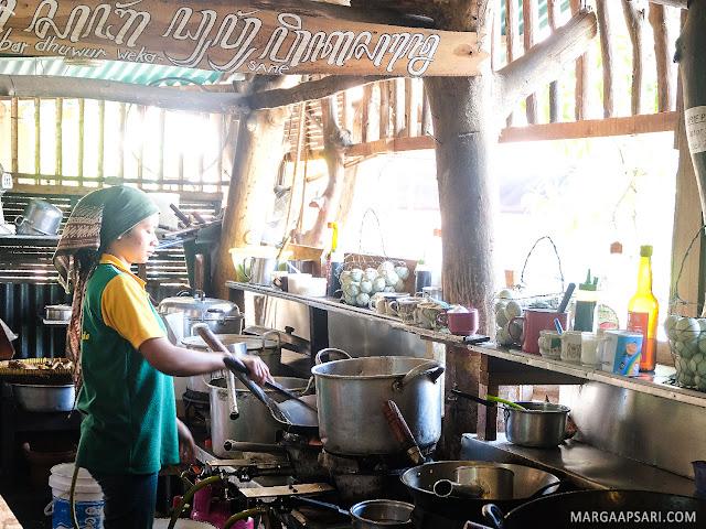Dapur Bakmi Jawa Mbah Gito, Yogyakarta