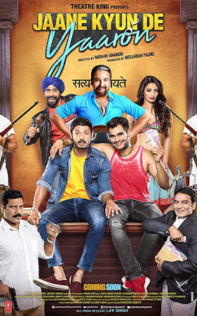 Watch Online Jaane Kyun De Yaaron 2018 Full Movie Download HD Small Size 720P 700MB HEVC HDRip Via Resumable One Click Single Direct Links High Speed At WorldFree4u.Com