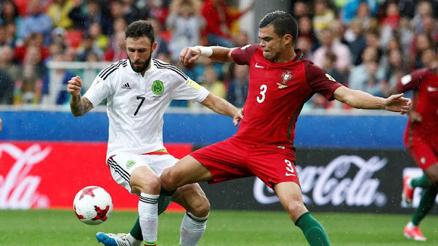 Menang Dramatis Atas Meksiko, Portugal Rebut Posisi Tiga