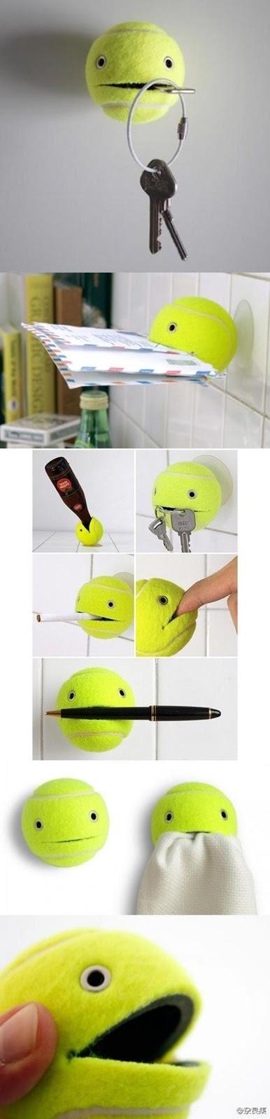 Tenis Topunun Fonksiyonel Kullanımı