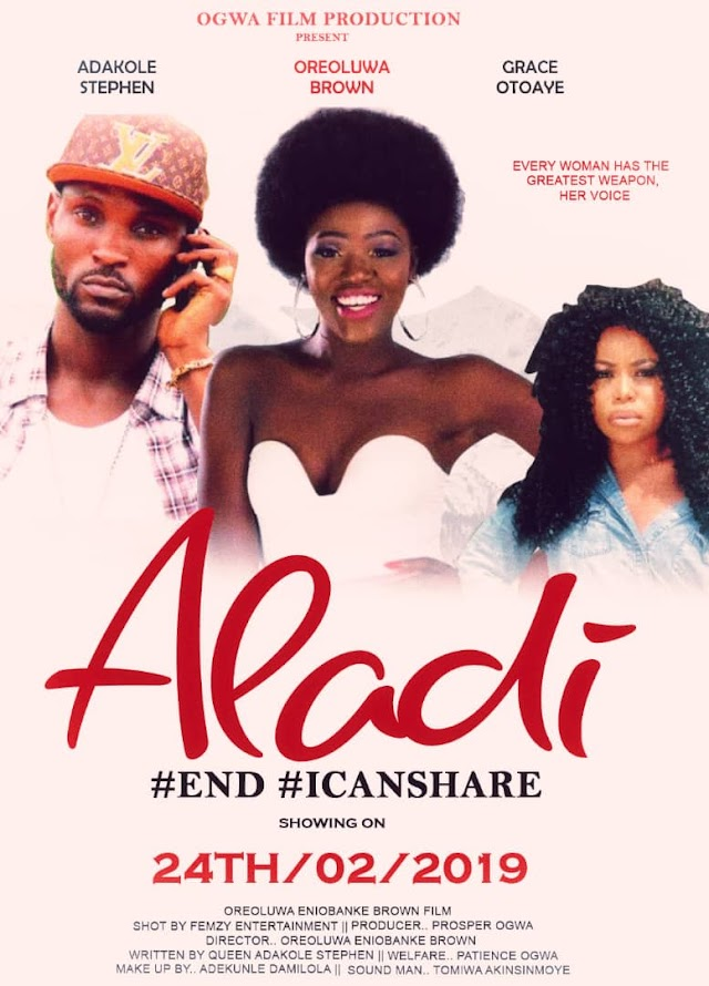 OOUC Director set to sponsor students to go see  #ALADITheMovie