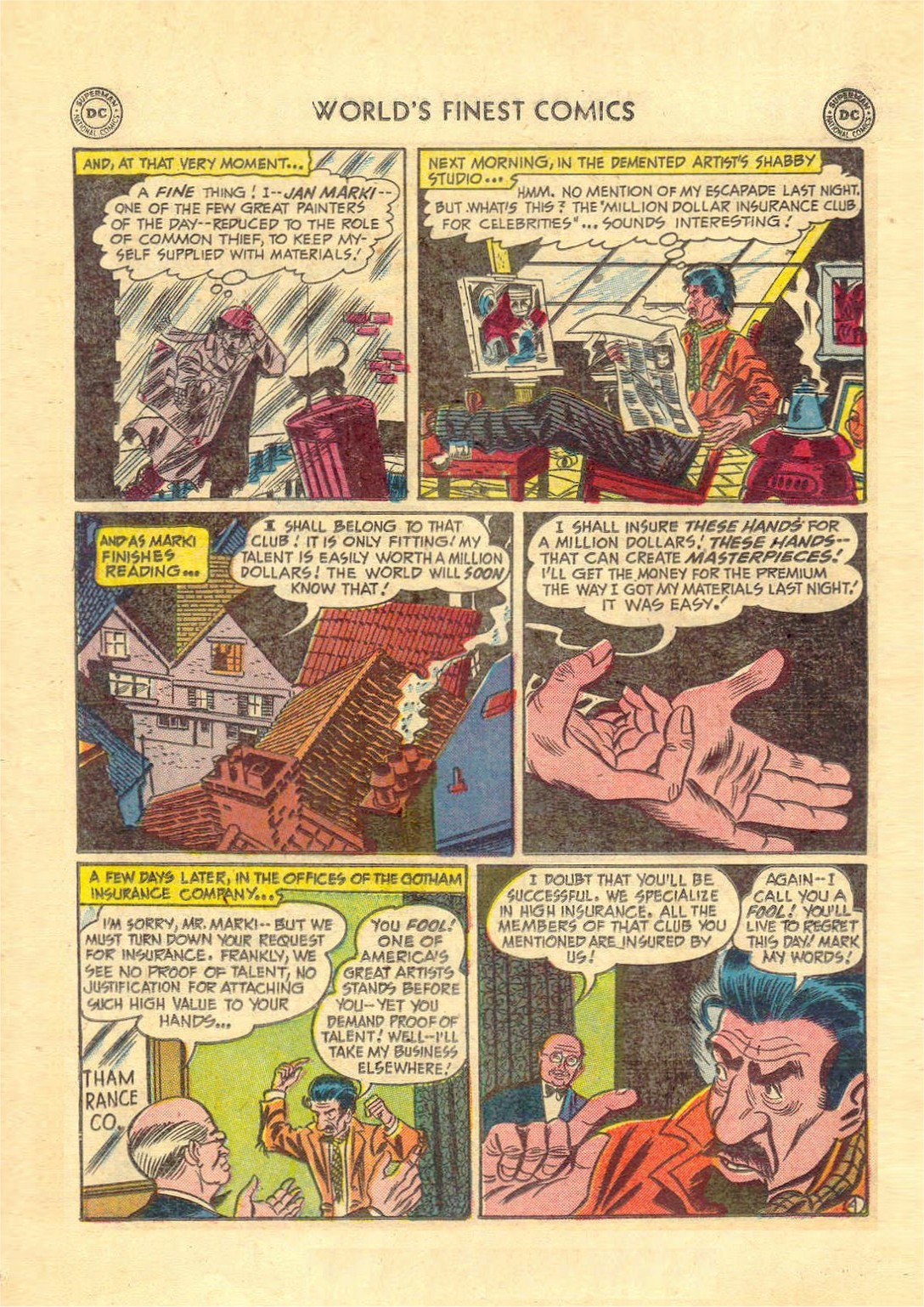 Read online World's Finest Comics comic -  Issue #52 - 66