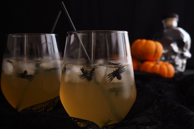 Halloween Creepy Crawly Cocktails