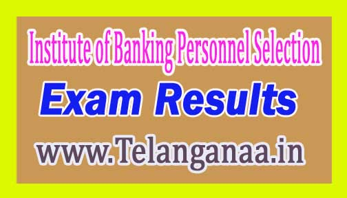 IBPS RRB Office Asst Prelims Exam Results 2016