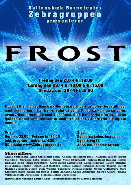 Zebragruppen Frost 2017