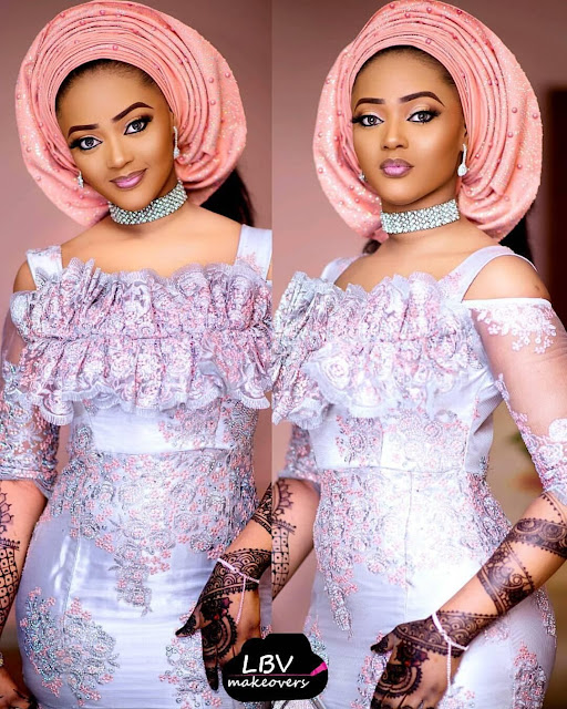Ebira Traditional Wedding Brides