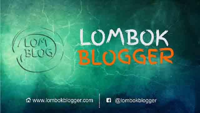 Blogger Kanak Lombok
