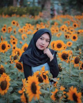 Taman Bunga Sky Garden PVJ Bandung