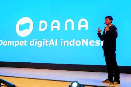 Kenalan Yuk Masa DANA (Dompet Digital Indonesia)