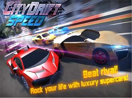 تحميل لعبة سباق السيارات Speed Car Drift Racing لاجهزة الاندرويد
