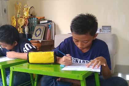 Latihan Soal Matematika UKK atau PAT semester Genap Kelas 5 Paket 001